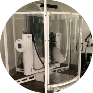 Multi-Axis Rotational Device (GyroStim) | Concussion | Revive Centers